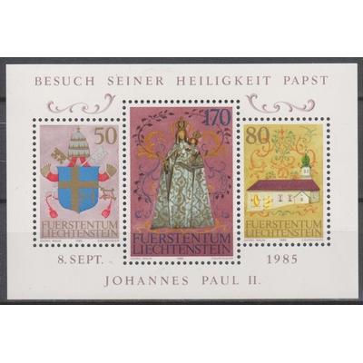 Liechtenstein - Jean Paul II - yt.BF15 neufs ** - Cote €5.75