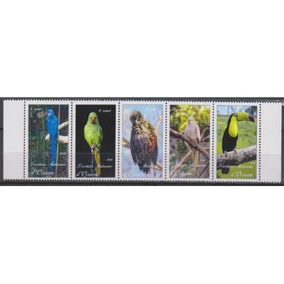 Oiseaux du Monde - Territoire Autonome d'Océanie