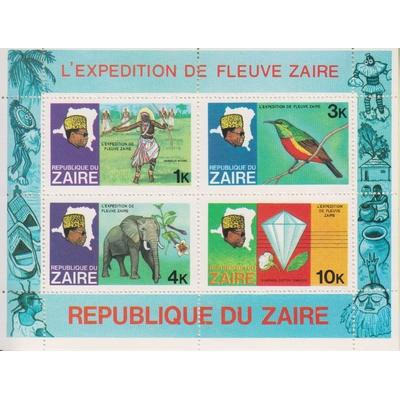 Zaïre - Fleuve - yt.BF8 neuf ** - cote €7