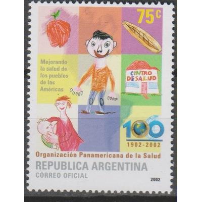 Argentine - Santé - yt.2311 neuf ** - Cote €1.75