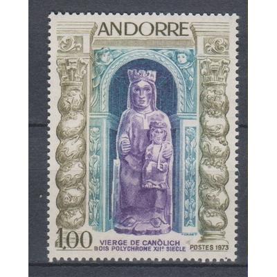 Andorre - Vierge - yt.228 neuf ** - Cote €2,50