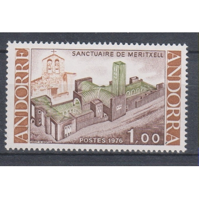 Andorre - Notre-Dame - yt.257 neuf ** - Cote €1.20