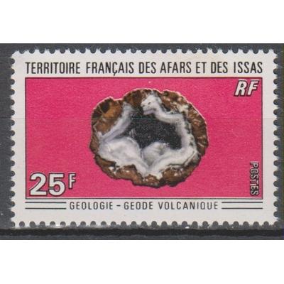 Afars et Issas - Géologie - yt.370 neuf ** - Cote €9