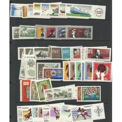 Pologne - Collection de timbres neufs ** (3 photos)