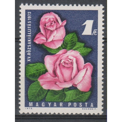 Hongrie - Roses - yt.2233 neuf ** - Cote €1