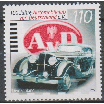 Allemagne - Automobile - yt.1875 neuf ** - Cote €1.80
