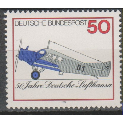 Allemagne - Aviation - yt.727 neuf ** - Cote €1,50