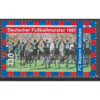 Allemagne - Football - yt.1790 neuf ** - cote €2