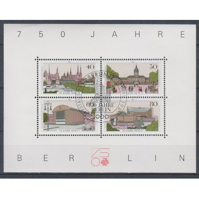 Berlin - Architecture - yt.BF8 oblitéré - Cote €7.50