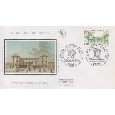 France - Enveloppe 1er-jour - FDC