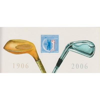 France - Bloc souvenir yvert 13 neuf** de 2006 - Cote €8