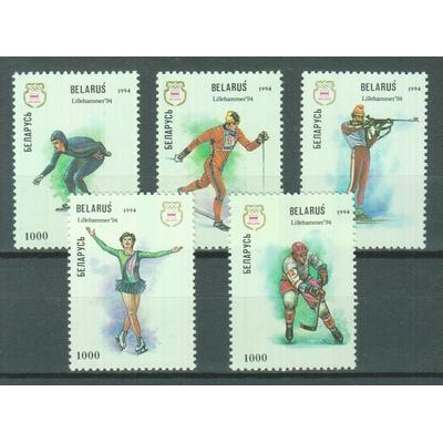 Bielorussie - Sport - yt.64/68 neufs ** - Cote €2.50