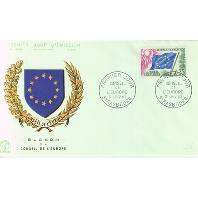 France - Enveloppe 1er-jour