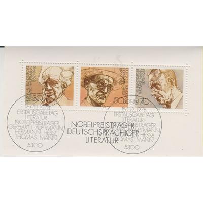 Allemagne - Nobels - yt.BF10 - Cote €3.25