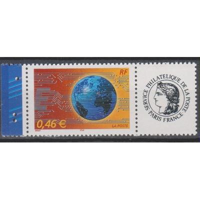 France - Timbre personnalisé - yt.3532A neuf ** - Cote €5