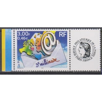 France - Timbre personnalisé - yt.3365B neuf ** - Cote €5