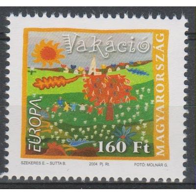 Hongrie - Europa de 2004 - Cote €2