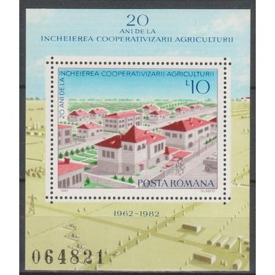 Roumanie - Coopérative - yt.BF156 neuf ** - Cote €5.50