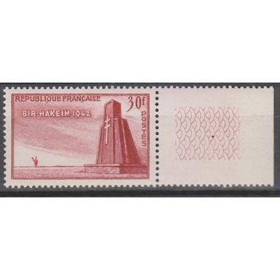 France - Bir Hakeim - yt.925 neuf ** - Cote €4.50