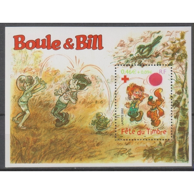 France - Boule & Bill - yt.BF46 neuf ** - Cote €3