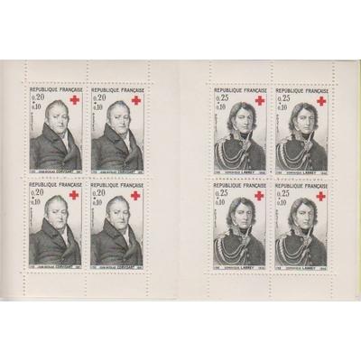 France - Carnet Croix Rouge 1964 neuf ** - Cote €9