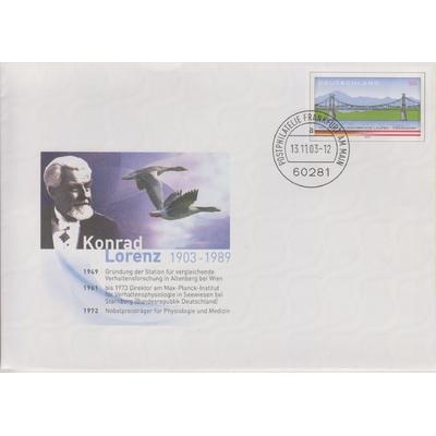 Allemagne - Enveloppe entier-postal