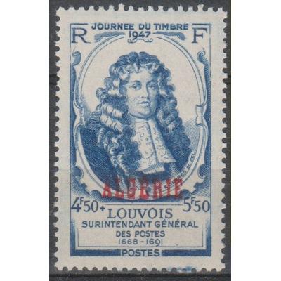Algérie - Journée du timbre - yt.253 neuf ** - Cote €1.50