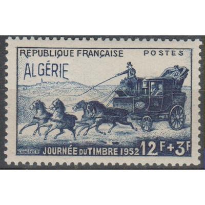 Algérie - Journée du timbre - yt.294 neuf ** - Cote €3