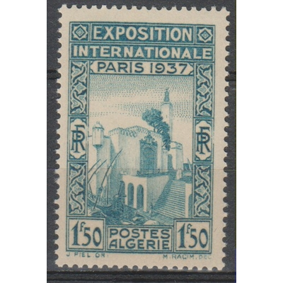 Algérie - Expisiton - yt.129 neuf ** - Cote €3.25