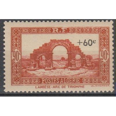 Algérie - Surcharge - yt.167 neuf ** - Cote €0.40