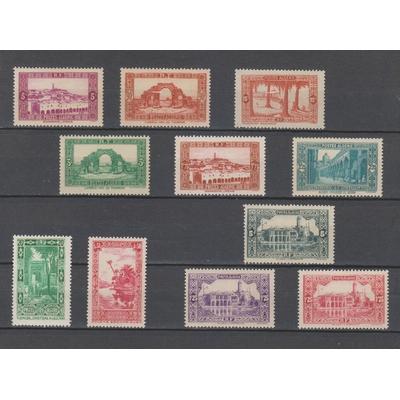 Algérie - Sélection de timbres neufs */** - Cote €11