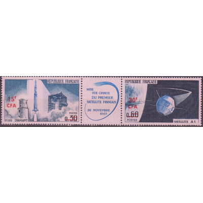 Réunion - Espace - yt.369A neuf ** - Cote €3.30
