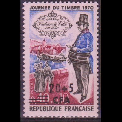 Réunion - Journée du timbre - yt.390 neuf ** - Cote €1.40
