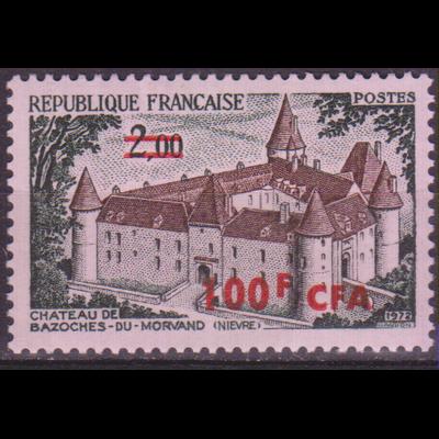 Réunion - Bazoches - yt.417 neuf ** - Cote €2.20