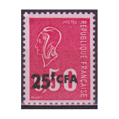 Réunion - Béquet - yt.393 neuf ** - Cote €1