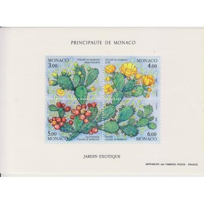 Monaco - Cactus - yt.BF55 neuf ** - Cote €13.25