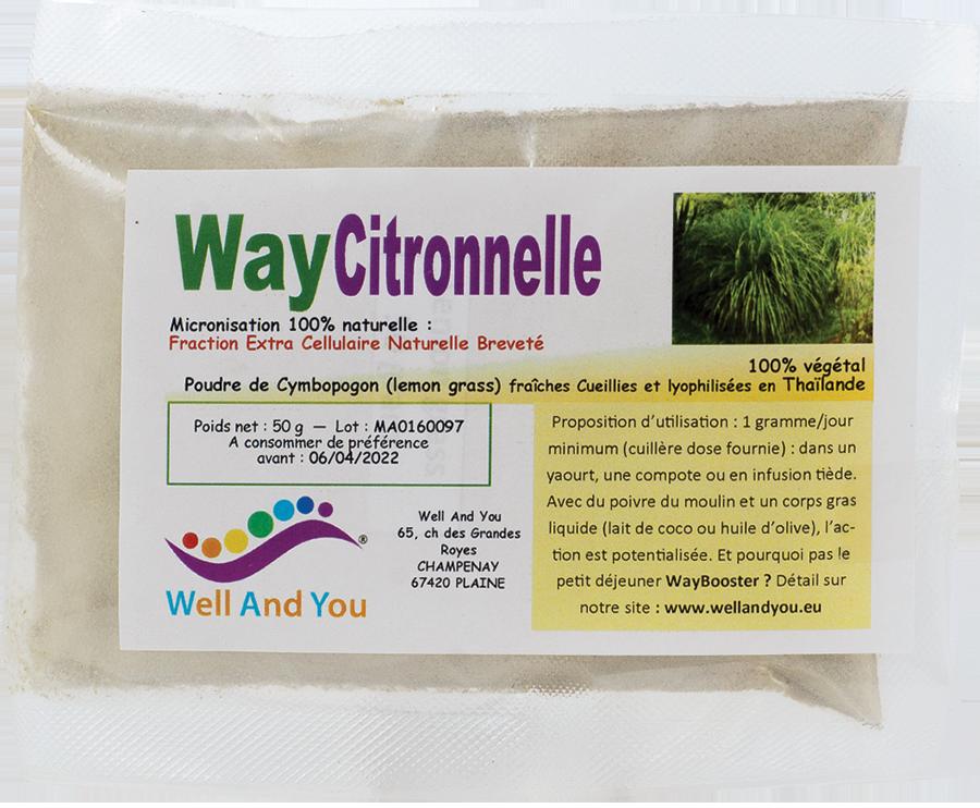 WayCitronnelle