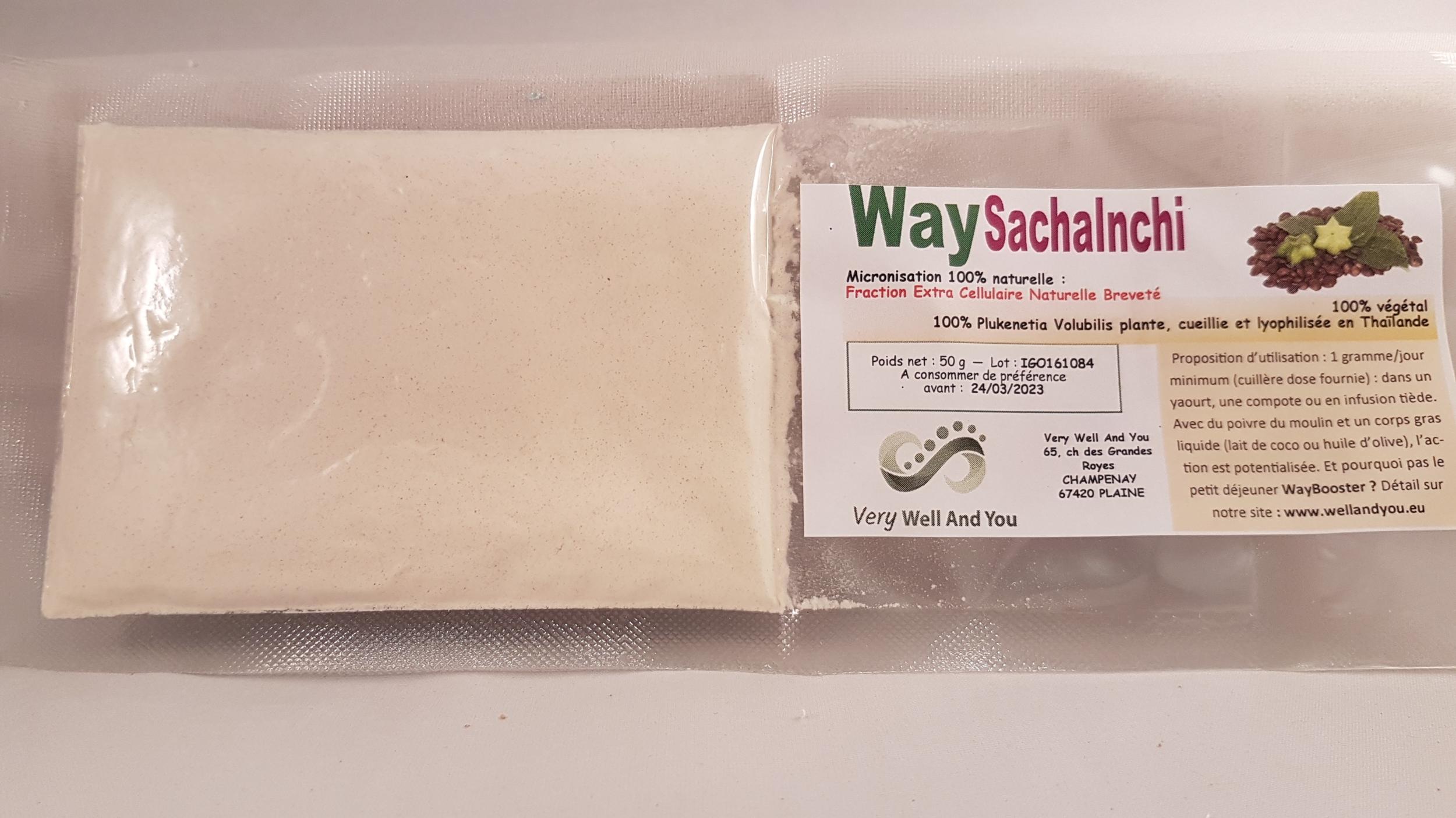 WaySachaInchi