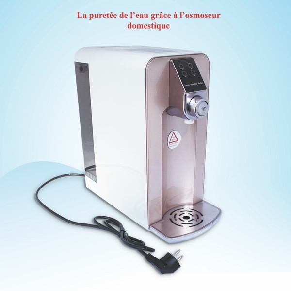 Osmoseur portable 5 litres