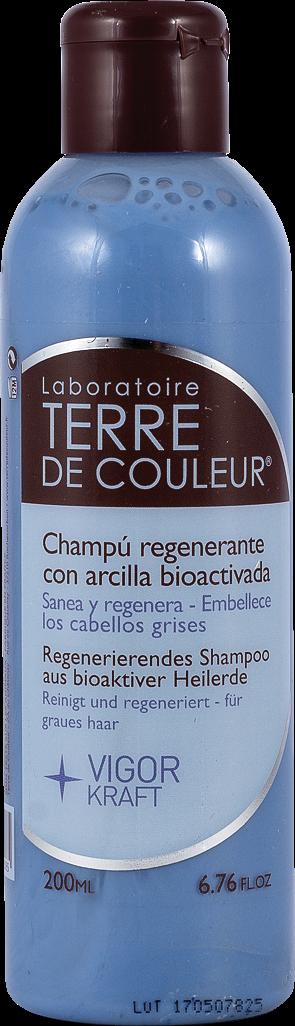 Terre de couleur shampoing régénérant
