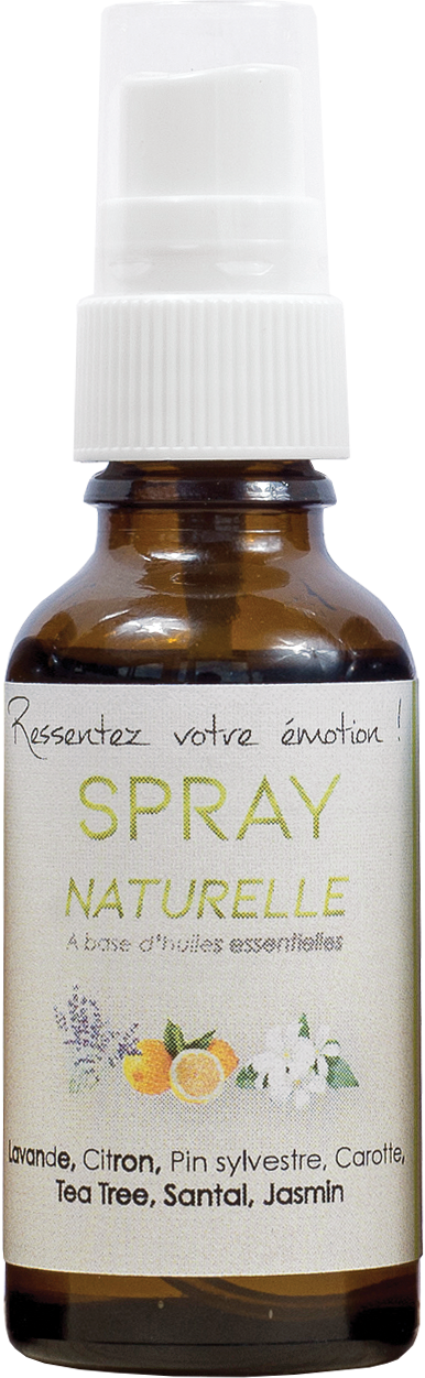 Spray d\'Ambiance Naturelle