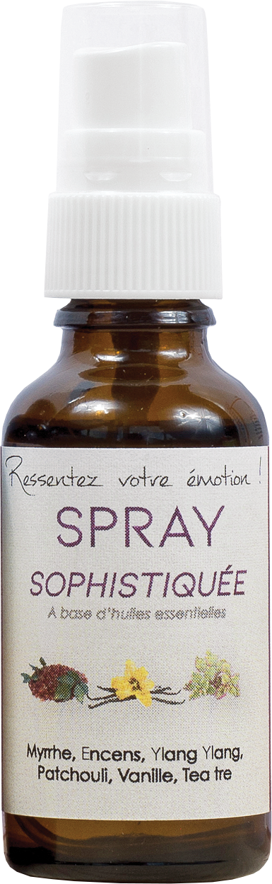 Spray d\'Ambiance Sophistiquée