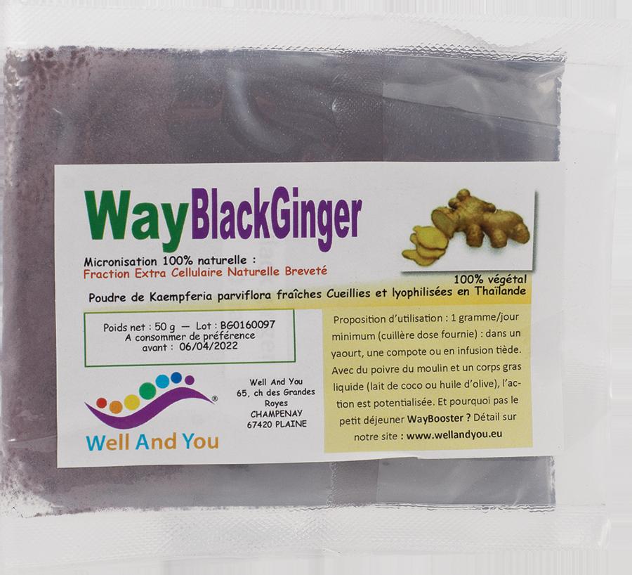 WayBlackGinger