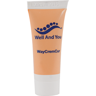 CrèmeCur tube de voyage