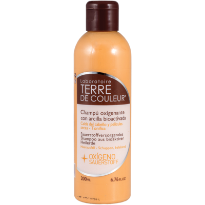 Shampoing à l'Argile OXYGENE (orange)