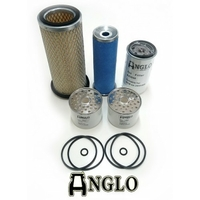 4-256 Massey Ferguson 135 Filter Kit Set (option 2)