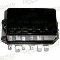 14-648 Régulateur de tension - Lucas 11A - 12 volts OEM37432 OEM37503...