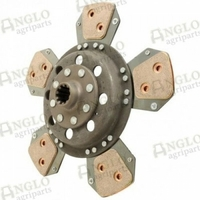 "7-302 Disque d'embrayage - Main, 5 Paddle, 12"", 10 Spline"