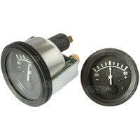 3-697 Ampèremètre-52 mm-30-0-30
