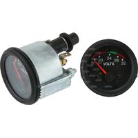 3-696 Voltmètre 16-32 V-52 mm Od
